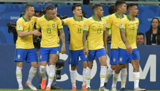 Brazil take on Peru in the final match of their Copa America group stage in a battle that will decide who will finish at the top of the table. The Selecao...