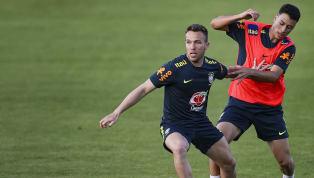 O esquema 4-1-4-1 se fez presente na seleção brasileira desde a chegada do técnico Tite. Mas ele pode estar com os dias contados. Mesmo ainda não contando...