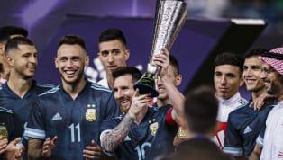 Tras ganarle 1-0 a Brasil en Arabia Saudita con gol de LionelMessi, la selección Argentina jugará un amistoso contra Uruguay. Lionel Scaloni buscará seguir...