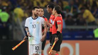 Tuyển Argentina thất bại 0-2 trước đội chủ nhà Brazil ở trận bán kết Copa Americadiễn ra sáng nay 3.6, Lionel Messi đã vô cùng tức giận và liên tục chửi thề...