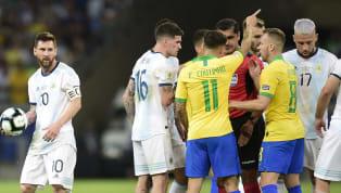 Liên đoàn bóng đá Argentina (Argentina FA) mới đây đã chính thức gửi thư than phiền lên Liên đoàn bóng đá Nam Mỹ CONMEBOL về việc bị xử ép ở trận bán...