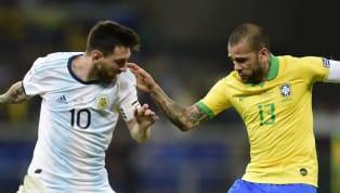 Hậu vệ Dani Alves lên tiếng khẳng định rằng, những phát ngôn của Lionel Messi nhắm vào tuyển Brazil là không đúng mực. Cụ thể, sau khi nhận thẻ đỏ ởCopa...