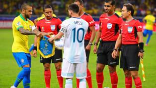 Luego del partido por una de las semifinales de la Copa América, donde Brasil superó 2-0 a laselección argentinacon un polémico arbitraje, los dos...