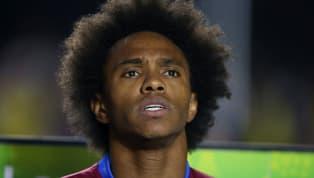 Sky Sports đưa tin cảBarcelonalẫn Atletico Madrid đều chồng tiền hỏi mua tiền vệ Willian nhưng Chelsea lạnh lùng từ chối. Cầu thủ 30 tuổi chỉ còn hợp đồng...