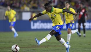 Perkembangan yang dirasakan oleh Vinicius Junior dalam dua tahun terakhir membuatnya mendapatkan kesempatan bermain dengan skuat senior Timnas Brasil. Pemain...