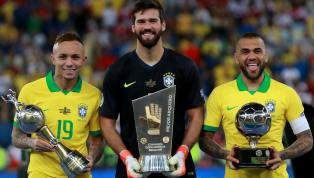 ACopa Américachegou ao fim, oBrasil foi campeão...e a hora é de apontar os principais destaques do torneio. É claro que os brasileiros dominam a seleção...