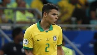 Trung vệThiago Silva lên tiếng chia sẻ rằng, anh cùng với các đồng đội ở tuyển Brazil không xứng đáng đón nhận những tiếng la ó. Sáng nay,Thiago Silva cùng...