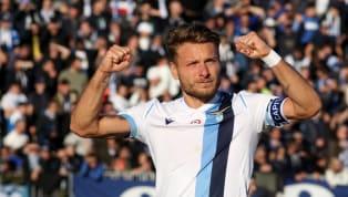 Lazio 📋 L'undici biancoceleste che affronterà il @sscnapoli: @FelipaoCaicedo ancora in tandem con @ciroimmobile! #LazioNapoli pic.twitter.com/cr0Jkeft5L —...