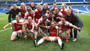Arsenal secured the Women's Super League title with a convincing 4-0 win over Brighton on Sunday. The Gunners headed into Sunday's clash knowing that a win...