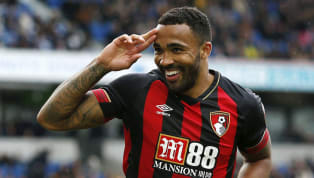 Bournemouth striker Callum Wilson is among the names on West Ham's transfer wish listthis summer -but the club are also interested in Maxi Gomez and Salomon...