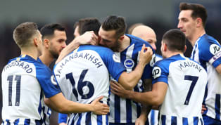 ​A group Brighton and Hove Albion players are under fire after appearing to inhale an unspecified substance from balloons in a video of them captured while on...
