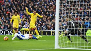 VIDEO: GOOOL Chelsea! Penyelesaian yang Bagus dari Hazard! 2-0 vs Brighton!