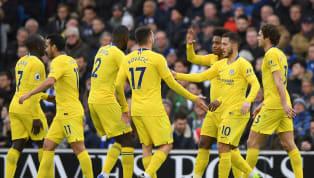 Brighton 1-2 Chelsea: Pedro dan Hazard Tentukan Tiga Poin The Blues