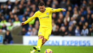 Eden Hazard Masih Incar Titel Premier League dengan Chelsea