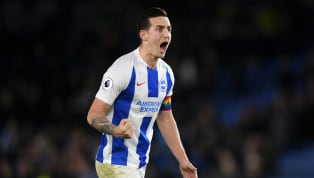 Leicester City's attempts to lure Brighton centre back Lewis Dunk from the south coast of England have been met with a £40m asking price from the Seagulls....