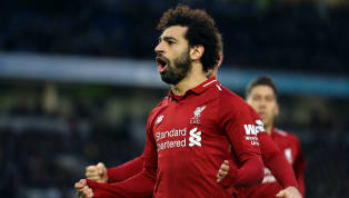 ​The meteoric rise of Liverpool's Mohamed Salah continued in earnest on Saturday afternoon, as the Egyptian sensation bagged his 50th Premier League goal in a...