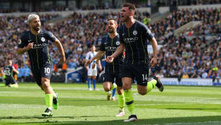 itle Manchester City secured their second consecutive Premier League title with a 4-1 win over Brighton on Sunday afternoon. Title rivals Liverpool also won...
