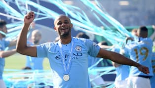 Vincent Kompany will undoubtedly go down as a Manchester City great, but his time in England has come to an end as he made the switch to Belgian side...
