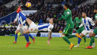 oint Brighton and Watford shared the points at the Amex Stadium on Saturday afternoon, withBen Foster earning Watford an undeserveddraw on the Hornets' trip...