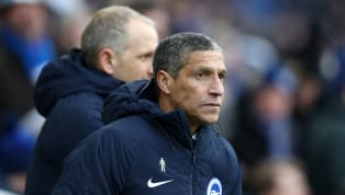 ​Brighton and Hove Albion manager Chris Hughton has called on the Football Association to take action against West Bromwich Albion fans after a section of...