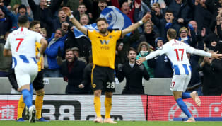 News Wolves welcome Brightonto Molineux as they hope to return to winning ways and boost their bid in finishing as the'best of the rest' in the Premier...