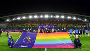 Brighton have confirmed two travelling Wolves fans have been arrested for homophobic abuse during their 2-2 draw on Sunday. Wolves have since condemned the...