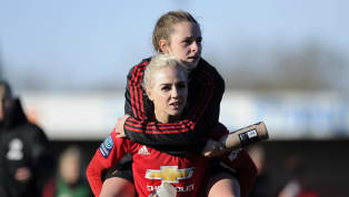 Manchester United Women have been crowned as winners of the FA Women's Championship after an emphatic7-0 win over Crystal Palace on Saturday. Goals from...