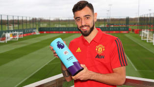 Manchester United's Bruno Fernandes as well asArsenal's Shkodran Mustafi have beennamed in the Premier League's best team of 2020 up till now,...