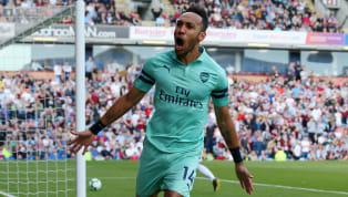 Arsenal meraih kemenangan dengan skor 3-1 melawan Burnley di Turf Moor, Minggu (12/5) malam WIB, pada laga pamungkas Premier League. Pierre-Emerick...