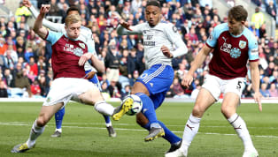 Two headers from Chris Wood earned Burnley a narrow win over Cardiff City on Saturday. The three points all but ensured safety for the Clarets and all but...