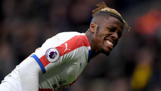 """Roy Hodgson has raised concerns over the fitness of WilfriedZaha after the Crystal Palace manager admitted that he """"doesn't know"""" how long his star player..."""
