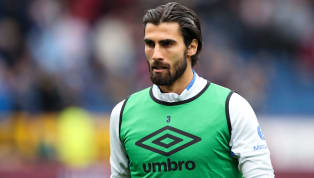 ​Everton midfielder André Gomes has taken part in first-team training for the first time since suffering a fracture dislocation in his right ankle three...