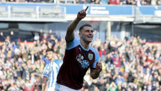 ​Burnley striker Sam Vokes has completed his move to Championship side Stoke City, with Peter Crouch moving the other way on a short term deal.  Vokes joined...
