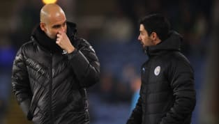 Manchester Citymanager Pep Guardiolahas admitted that Mikel Arteta is ready for a coaching job at the top level but is hoping that he stays on as his...