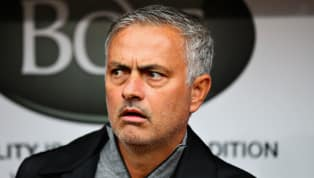 मैनचेस्टर यूनाइटेडके मैनेजर होज़े मोरिनियो बीती रातवेम्बले मेंइंग्लैंड और स्पेनके बीचखेले गए UEFA नेशंस लीग के महत्वपूर्ण मुकाबले में दर्शक दीर्घामें...