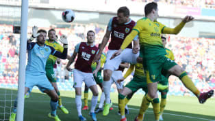 Moor Norwich were reminded of the reality of the Premier League on Saturday, as Burnley bullied the Canaries with their physicality. The game got off to a...