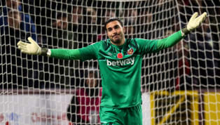 West Ham are looking to get rid of goalkeeping flop Roberto in the January window, according to reports. The Spaniard was signed on a free transfer this...