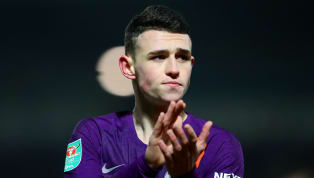 ​Manchester City rejected several loan offers for the services of Phil Foden last month, with Pep Guardiola keen to give the youngster more opportunities at...