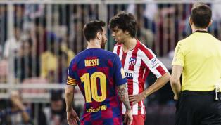 Dans un match sous tension, les attaquants Lionel Messi et Joao Felix se sont échangés des mots doux jeudi en Supercoupe d'Espagne. De manière assez...