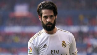 ward ​As the Real Madrid players walked off the pitch after a 4-1 away win at CA Osasuna, it was very obvious as to who had run the show. Isco. The Spain...