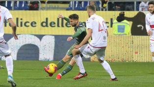 ​Napoli leapfrogged Cagliari into eighth place in the Serie A standings, as Dries Mertens' 120th goal for Gli Azzurri proved the difference in a cagey...