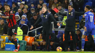 "Bournemouth manager Eddie Howe criticised his side's ""inconsistencies"" following the 2-0 loss to Cardiff on an emotional evening in south Wales. Bournemouth..."