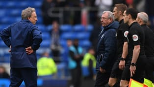 Chelsea claimed all three points in a controversial Premier League game against Cardiff City -but it was the performance from the officialsthat had everyone...