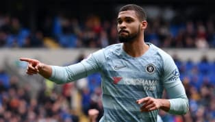 Chelsea midfielder Ruben Loftus-Cheek has reaffirmed his commitment to the club​ as he prepares to negotiate a new contract at Stamford Bridge. There were...