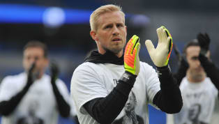 ​Former ​Manchester United goalkeeper Peter Schmeichel has admitted that he was 'proud' of son Kasper in the immediate aftermath of the ​Leicester...