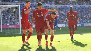 James Milner traf am Sonntag vom Punktzum2:0-Endstand gegen Cardiff City. Nach seinem Treffer inszenierte der Allrounder einen alten Mann, der am...