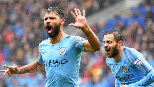 ales In a cold and wet 3pm kickoff at Cardiff City Stadium, Manchester City avoided a potential banana skin in their quest to retain their Premier League...