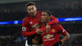 ​Manchester United could have both Anthony Martial and Jesse Lingard back from injury in time to face Liverpool next weekend, despite previous estimations...