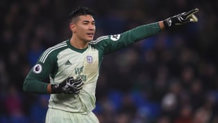 ​Liverpool have made an initial enquiry over the availability of Cardiff's £10m-rated goalkeeper Neil Etheridge. The 29-year-old was Cardiff's stand-out...