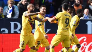 Le FC Barcelone ne se rassure pas à Leganés (1-2). Surpris d'entrée par un enchaînement splendide d'Youssef En-Nesyri, les Catalans sont piqués à l'ego. Sans...